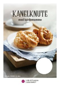 Cinnamon Knot Kanelknuter