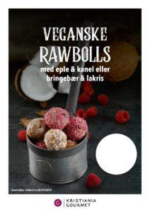 Rawboll glutenfrie havrekuler